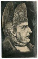 Portrait Caricature Satirique De NAPOLEON 1er - Dimensions 8,50 X 13,50 Cm - Hommes Politiques & Militaires