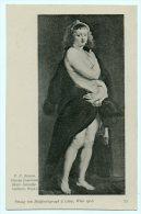 WIEN - GEMÄLDE GALLERIE - Lowy - 79 - RUBENS - Hélène Fourment-Année 1903 - Année 1902 - Peintures & Tableaux