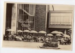 Real Photo Netherlands Carrillon Rotterdam  Restaurant  Cafe Carte Postale Original Postcard Cpa Ak (W3_2860) - Hotel's & Restaurants