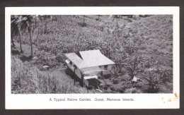 GU12) Guam - Marianas Islands - Typcial Native Garden - Guam