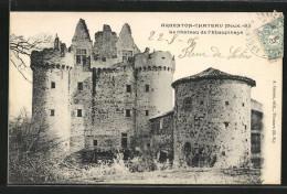 CPA Argenton-Chateau, Le Chateau De L'Ebaupinaye - Argenton Chateau