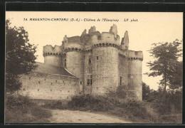 CPA Argenton-Chateau, Chateau De L'Ebaupinay - Argenton Chateau