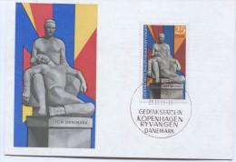 Germany, DDR - Postal Stationery KOPENHAGEN, RYVANGEN, Danmark, Unused - [6] República Democrática
