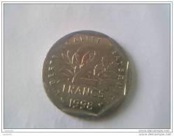 2 Francs 1998 - Semeuse - Superbe +++ - - I. 2 Francs