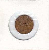 50 CENTIMES Bronze Baudouin I 1959 FR - 1951-1993: Baudouin I