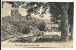 CROZANT , L´ Hôtel Des Ruines , 1910 - Crozant