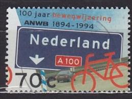 1994 PAYS-BAS Netherlands ANBW Vélo Cycliste Cyclisme Bicycle Cyclist Cycling Fahrrad Radfahrer Radfahren Bicicle [BM38] - Cycling