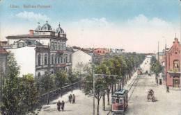 Ak Libau, Liepāja, Kurhaus-Prospekt - Latvia