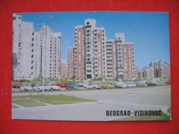 BEOGRAD-VIDIKOVAC,AUTO - Serbie
