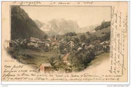 CPA - 74 - NOVEL - Vue Générale - Simple - Circulé - En Bon état - 1900 - - Autres Communes