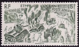 OCEANIE   1946  -  PA  22  - 15f Vert  - NEUF ** - Cote 2e - Poste Aérienne