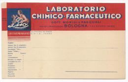 Laboratorio Chimico Farmaceutico Dott. Morigi & Pasquali - Bologna - HP656 - Bologna
