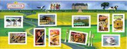 Bloc N° 57 La France à Vivre (neuf) - Sheetlets