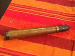 Obus De 37 Mm PAK Neutralisé WW2 - 1939-45