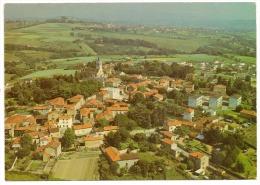 LENTILLY Vue Générale Aérienne (Cellard) Rhône (69) - France
