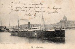 Bateau: MM Le Gange - Ships