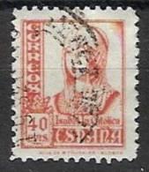 España U 0824 (o) Isabel - 1931-Today: 2nd Rep - ... Juan Carlos I
