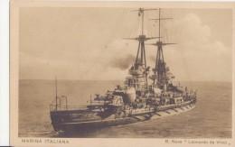 Marina Italiana.Leonardo Da Vinci - Guerra