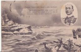 """In Ricordo Dei Morti Della """"Amalfi"""" E Della """"Garibaldi"""" - Guerra"""
