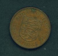 JERSEY - 1971  2p  Circulated - Jersey