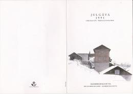 01275 Christmas Gift Weihnachsgeschenk 1991 - Otros - Europa