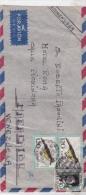 01233 Carta De Montevideo-Uruguay A Maracaibo-Venezuela 1968 - América Central