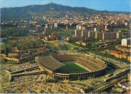 "FOOTBALL ESPAGNE BARCELONE ""NOU CAMP"" Le Stade Mythique De BARCELONE - Football"