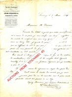 Lettre De 1849 SERAING - LIEGE - JOHN COCKERILL - Ohne Zuordnung
