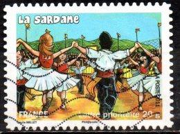 FRANCE 2011 Festivals And Traditions - 60c - La Sardane (Languedoc- Roussillon)    FU - France