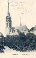 Darmstadt - St Elisabethenkirche - Darmstadt