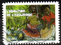FRANCE 2011 Festivals And Traditions - 60c -L'Abolition De L'Esclavage (abolition Of Slavery) (Reunion)  FU - Oblitérés