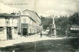 CPA Alger - Colonne Voirol - Algerien
