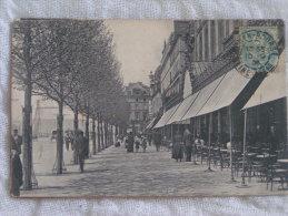 ROUEN  CAFE VICTOR  COURS BOILDIEU  PUB AU VERSO G DUMONTIER42 RUE GRAND PONT - Rouen
