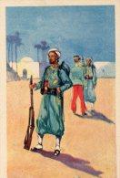 Guerre.Tirailleur Algerien - Guerres - Autres