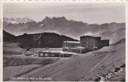 Switzerland Rochers De Naye Et Dents Du Midi - VD Vaud