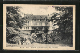 CPA Jarnac, Chateau Des Chabannes - Jarnac
