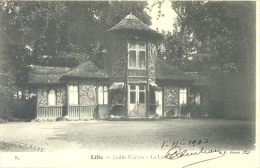 CPA LILLE - JARDIN VAUBAN - LA LAITERIE - Lille