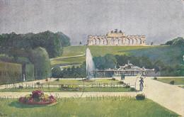 Schönbrunn, Gloriette - Château De Schönbrunn