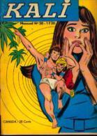 KALI - Mensuel N° 28 - Jeunesse Et Vacances 10/1968 - Achille Talon