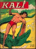 KALI - Mensuel N° 29 - Jeunesse Et Vacances 11/1968 - Achille Talon