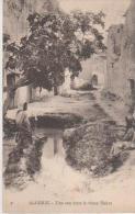 .BISKRA ( Une Rue Dans Le Vieux Biskra ) - Biskra