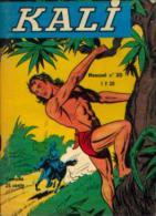 KALI - Mensuel N° 30 - Jeunesse Et Vacances 12/1968 - Achille Talon
