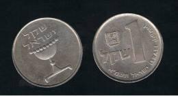 ISRAEL -  1 Sheqel  KM111 - Israel