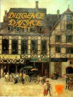 DILIGENCE D´ALSACE N° 35 - Ouvrage Illustré De 64 Pages - Philatélie - Marcophilie - Poste - Télégraphe - Alsace