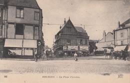 18 - BOURGES / PLACE PLANCHAT - Bourges