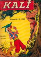 KALI - Mensuel N° 32 - Jeunesse Et Vacances 2/1969 - Achille Talon