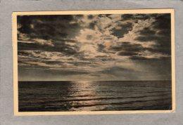 43342    Belgio,    Wenduine  -  Le  Soleil  Meurt  Sur  Les  Flots,  VG  1955 - Wenduine