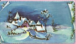 HAPPY NEW YEAR, 1974., Yugoslavia (NIGP BORBA, Jež, C-76803) - Anno Nuovo