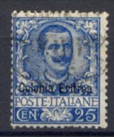 Eritrea 1903 Sass.24 Usato/Used VF/F - Eritrea