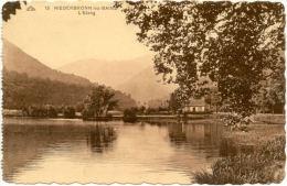 67/CPA - Niederbronn Les Bains - L'Etang - Niederbronn Les Bains